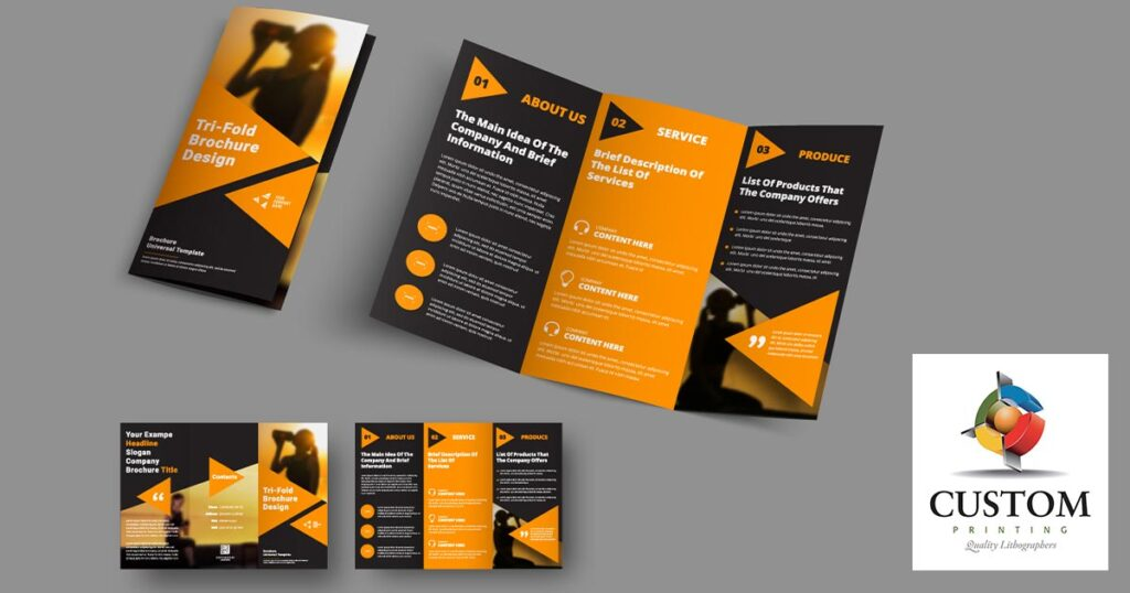 Popular-Types-of-Brochure-Folds